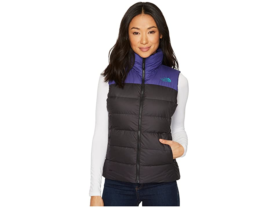 The North Face Nuptse Vest (TNF Black/Bright Navy) Women