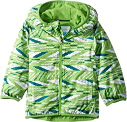 Cyber Green Beach Stripe