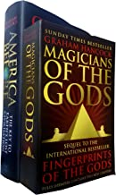 Graham Hancock 2 Books Collection Set (America Before [Hardcover], Magicians Of The Gods)