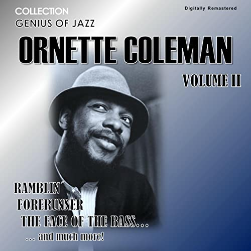 Genius Of Jazz Ornette Coleman Vol 2 Digitally