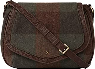 Joules Womens Uxhall Tweed Cross Body Hand Bag