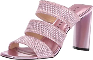 Katy Perry Women's The CALI Heeled Sandal light violet 6 Medium US