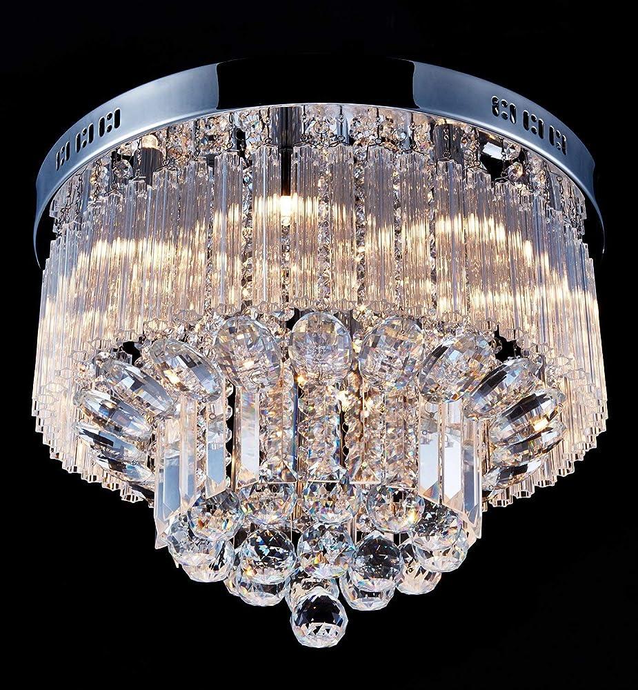 Saint mossi lampadario classico in cristallo 20150805_S1359972