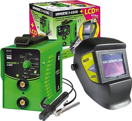 Green Line Inverter 4000 Bundle - Equipo de soldadura (Welding) (tamaño: 160Amm