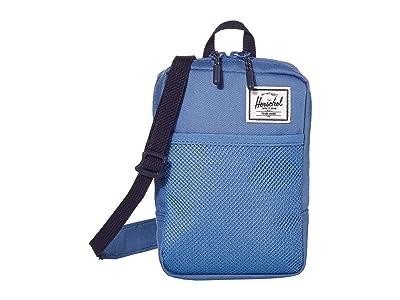 Herschel Supply Co. Sinclair Large (Riverside/Peacoat) Cross Body Handbags