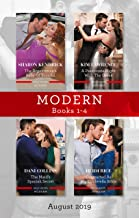 Modern Box Set 1-4/The Argentinian's Baby of Scandal/His Forbidden Pregnant Princess/The Maid's Spanish Secret/Contracted ...
