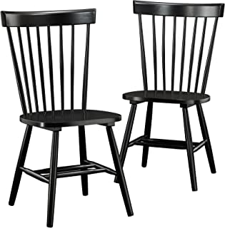 Sauder 418892 New Grange Spindle Back Chairs, L: 20.47