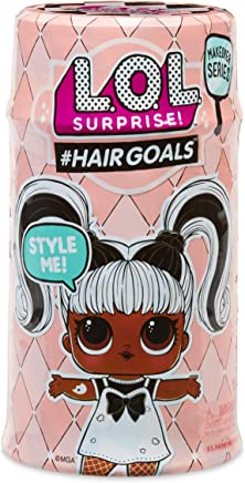 L.O.L Lol Süpriz Gerçek Saçlı 15 Süpriz Hairgoals Makeover Serisi