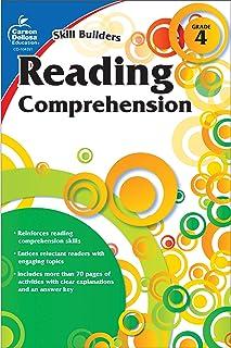 Reading Comprehension: Grade 4 (Skill Builders)