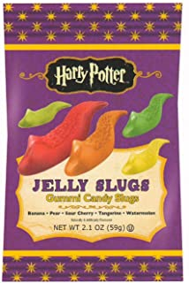 Jelly Belly Harry Potter Jelly Slugs Gummi Candy Slugs - 12ct Box