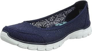 Skechers Ez Flex 3.0 女士包趾芭蕾平底鞋