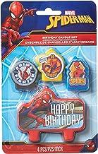 Spider-Man Webbed Wonder Birthday Candle Set