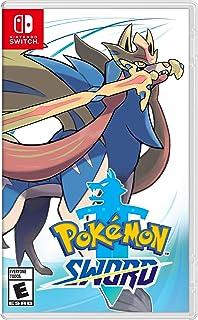 Pokemon Sword (輸入版:北米) – Switch