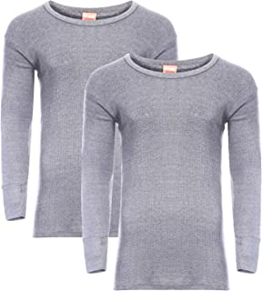 para hombre Camiseta t/érmica Heatwave Thermalwear