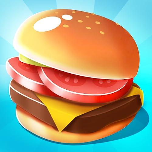 Tasty Cooking Burger Dash: Fast Food Restaurant Craze