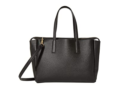 Marc Jacobs The Protege Mini Tote (Black) Handbags