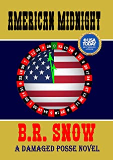American Midnight (The Damaged Posse Series Book 1)