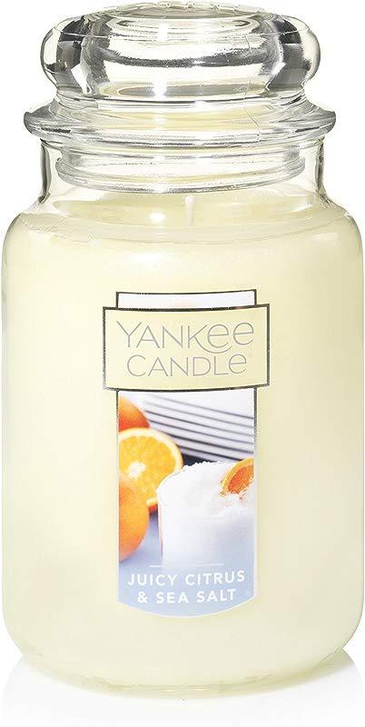 Yankee Candle Large Jar Candle Juicy Citrus Sea Salt