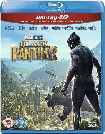 Black Panther [Blu-ray 3D + Blu-ray]