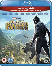 Black Panther [3D Blu-ray + Blu-ray]