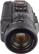 SIONYX Aurora Black I True-Color Digital Night Vision Camera with Picatinny Rail Mount I Ultra Low-Light IR Technology I W...