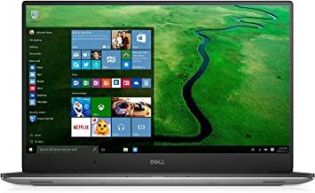 DELL PRECISION M5510 I7 6820HQ 3.6GHZ QUADRO M1000M 2GB 16GB 2133MHZ 4K 3840X2160 TOUCH 256GB SSD PROSUPPORT 1 YEAR CP0034