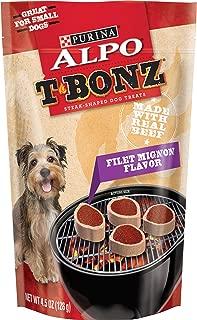 Purina ALPO TBonz Adult Dog Treats - (5) 4.5 oz. Pouches