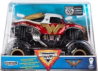 Best hot wheels monster jam wonder woman Reviews