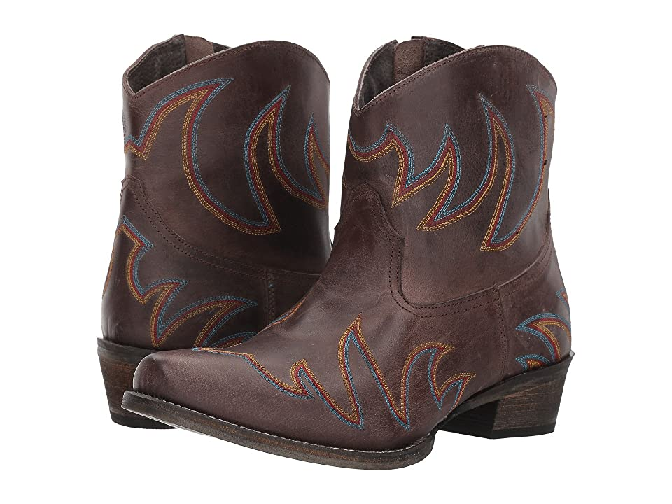 Roper Phoenix (Brown) Cowboy Boots
