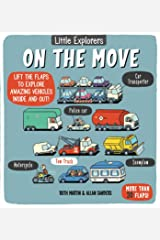 Little Explorers: On the Move Hardcover