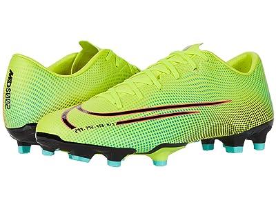 Nike Vapor 13 Academy MDS FG/MG (Lemon Venom/Black/Aurora Green) Shoes