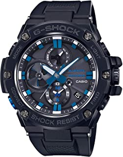 CASIO G-SHOCK G-Steel Blue Note Records GST-B100BNR-1AJR Mens importazione Giappone