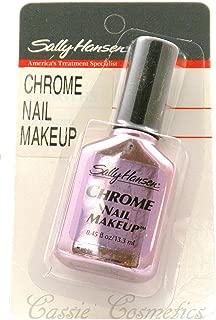 Sally Hansen Chrome Nail Polish - Pink Onyx Chrome # 22