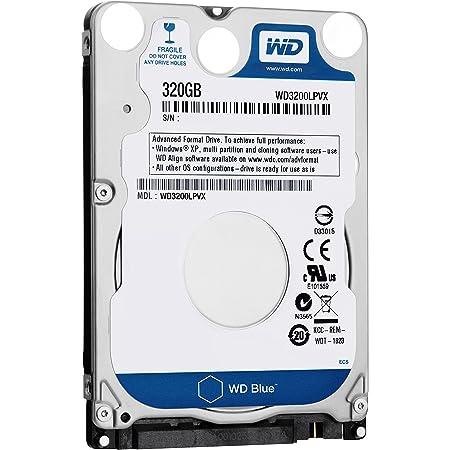 Wd Blue 320 Gb Interne Mobile Festplatte 2 5 Zoll Computer Zubehör
