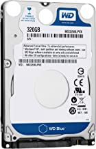 WD  Bare Drives 320GB WD Blue SATA III 5400 RPM 8 MB Cache Bulk/OEM Notebook Hard Drive WD3200LPVX