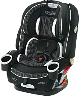 Best Graco 4Ever DLX 4 in 1 Car Seat | Infant to Toddler Car Seat, with 10 Years of Use, Zagg Review