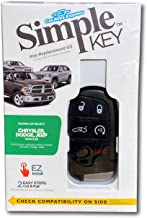 $109 » Simple Key Fob Programmer for Many Chrysler, Dodge, Jeep Vehicles with 5 Button Smart Keyless Entry Key FOB
