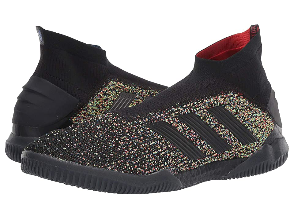 Image of adidas Special Collections Predator 19+ Training Sneaker (Core Black/Solar Yellow/Active Red) Men's Shoes