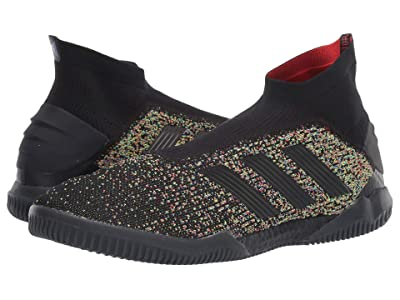 adidas Special Collections Predator 19+ Training Sneaker (Core Black/Solar Yellow/Active Red) Men