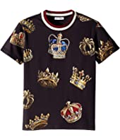 Dolce & Gabbana Kids - D&G Kings T-Shirt (Little Kids)