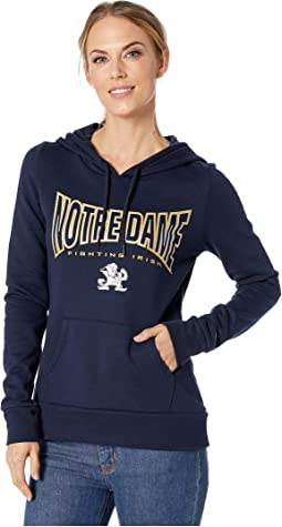 Notre Dame Fighting Irish Eco University Fleece Hoodie