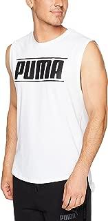 PUMA Men's Rebel Muscle Tee