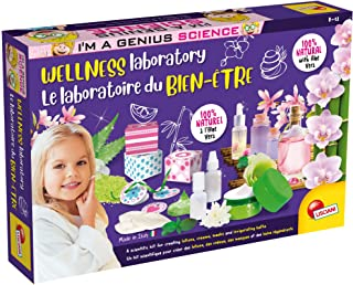 Lisciani I'm A Genius Super Do-It-Yourself Wellness SPA Kit- EX68722