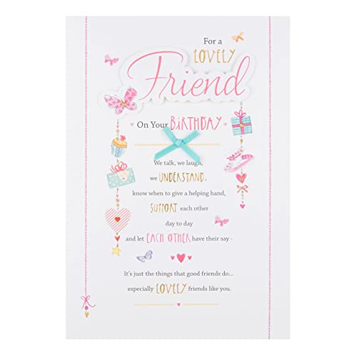 Hallmark Friend Birthday Card We Talk And Laugh
