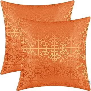 Best orange damask pillow Reviews