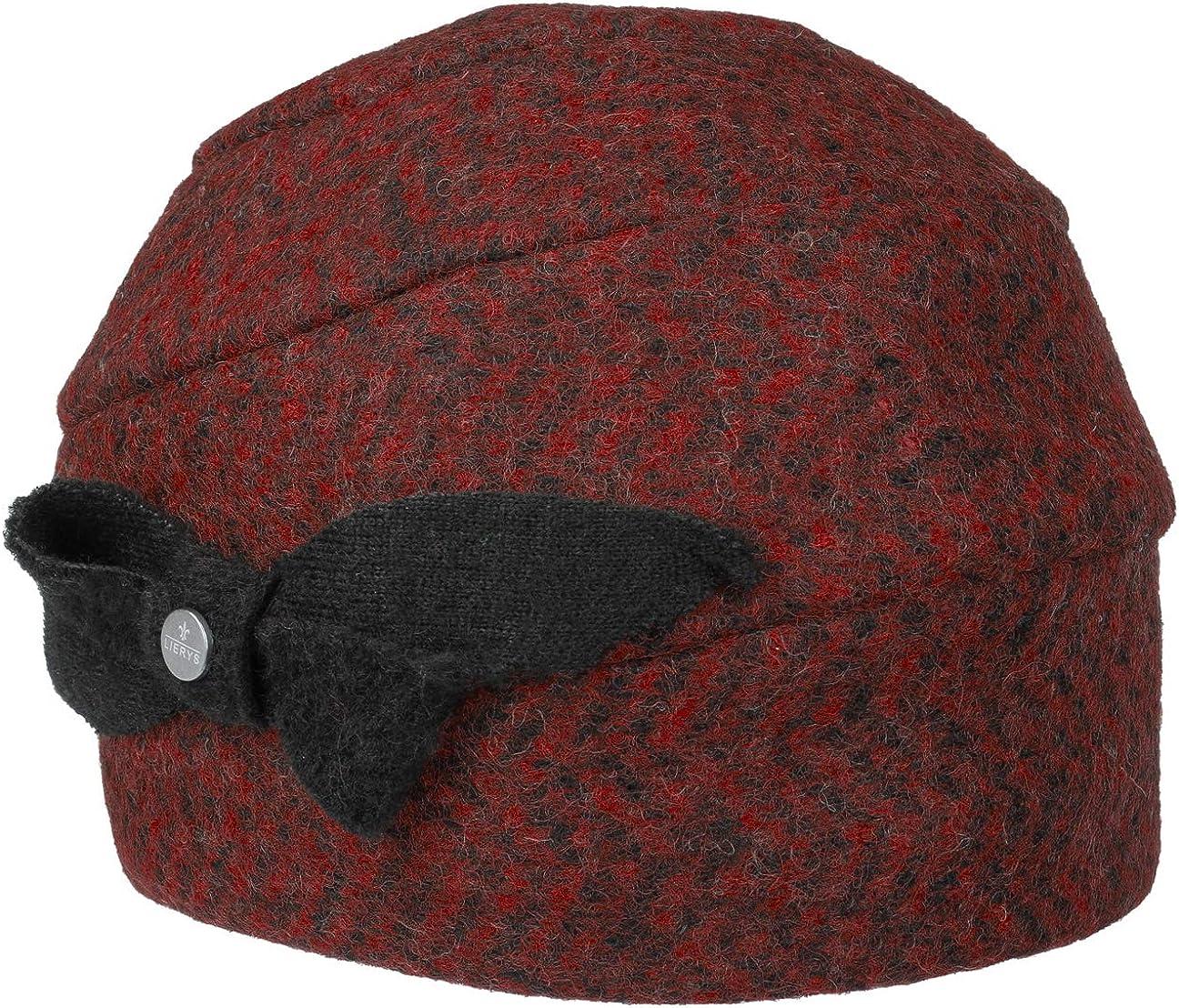 Lierys Linvisa Wool Beanie Hat Women - Made in Italy
