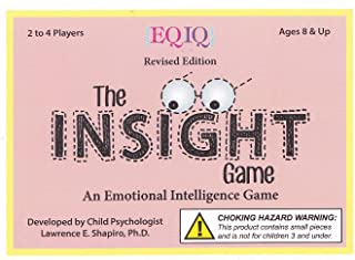 The Insight Game: A Card Game That Teaches Emotional Intelli
