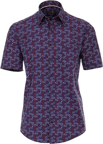 Casa Moda 993197300 - Camisa de manga corta para hombre con ...