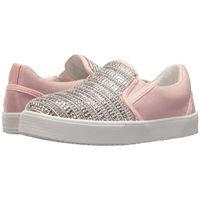 Stuart Weitzman Kids Vance Glitz (Little Kid/Big Kid) (Pink) Girl