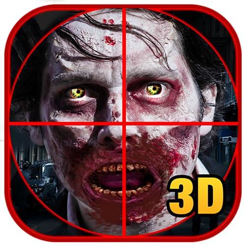 Zombie Sniper disparos 3D